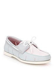 Swims Boat Loafers Ice