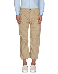 Reign Trousers 3 4 Length Trousers Men Sand