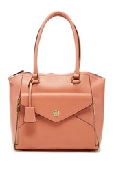 London Fog Fenwick North South Tote Pink