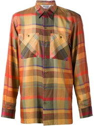 Missoni Vintage Plaid Shirt