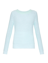 Richard Nicoll Fisherman Knit Cotton Sweater