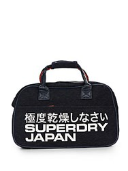 Superdry Marley Technical Tote Bag Navy