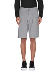 Uniforms For The Dedicated Trousers Bermuda Shorts Men Light Grey