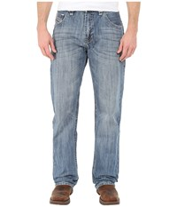 Rock And Roll Cowboy Straight Leg Jeans In Medium Wash M0t5525 Medium Wash Men's Jeans Navy