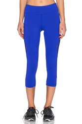 Lorna Jane Melrose Core Stability 7 8 Tight Blue