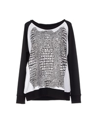 Lauren Moshi Sweatshirts Black