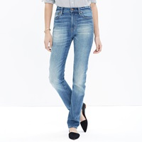 Madewell The Perfect Fall Jean In Vance Wash