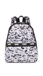 Le Sport Sac Disney X Lesportsac Basic Backpack Mickey Loves Minnie