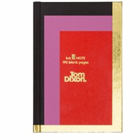 Tom Dixon Ink Notebook