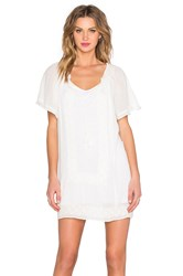 Joie Deleon Dress White