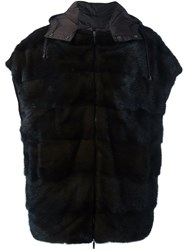 P.A.R.O.S.H. 'Quink' Puffer Jacket Brown