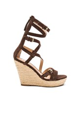 Joe's Jeans Temple Heel Brown