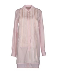 Veronique Branquinho Shirts Light Pink
