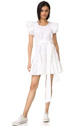 Jill Stuart Masia Dress Chalk