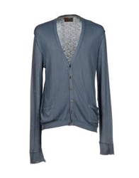 Ndegree 4 Four Cardigans Pastel Blue
