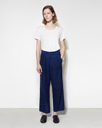 Blue Blue Japan Moleskin Wide Pants Indigo