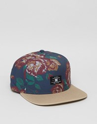 Dc Breeson Cap Blue