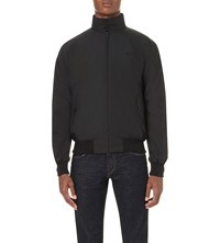 Fred Perry Made In England Harrington Jacket Black
