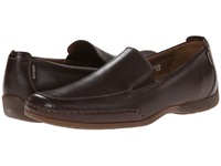 Mephisto Edlef Dark Brown Smooth Leather Men's Slip On Shoes