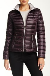 Laundry By Shelli Segal Light Weight Down Jacket Black