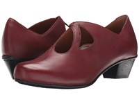Aetrex Essence Leanne Vintage Red Women's Shoes