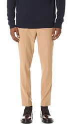 French Trotters Elias Trousers Camel