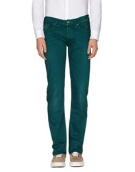Cycle Trousers Casual Trousers Men Deep Jade
