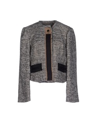 Hoss Intropia Blazers Steel Grey