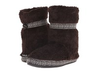 Woolrich Whitecap Boot Java Women's Slippers Brown