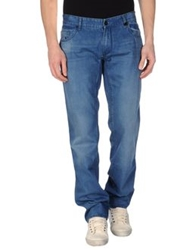 Verri Denim Pants Blue