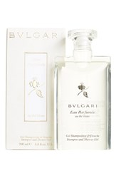 Bulgari Bvlgari 'Eau Parfumee Au The Blanc' Shampoo And Shower Gel No Color