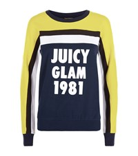 Juicy Couture Juicy Glam Track Sweatshirt Female Multi