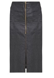 Miss Selfridge Smart Pencil Skirt Navyblue Dark Blue