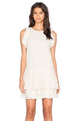 Sam And Lavi Desiree Dress White