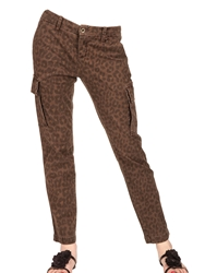 M Double B 1949 Cargo Cotton Trousers Brown