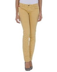 Unlimited Denim Pants Beige