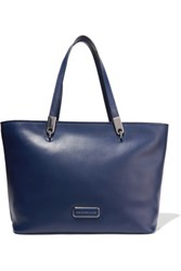 Marc By Marc Jacobs Ew Leather Tote Royal Blue