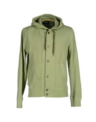 Blauer Topwear Sweatshirts Men Light Green