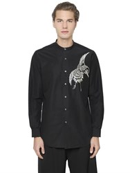 Ports 1961 Hummingbird Heavy Cotton Poplin Shirt