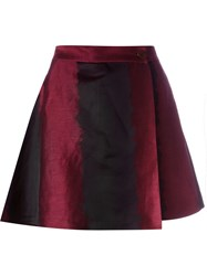 Vivienne Westwood Red Label A Line Mini Skirt Black