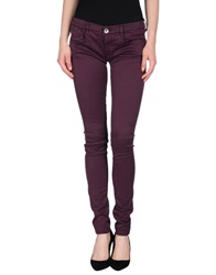 Gas Jeans Gas Casual Pants Deep Purple