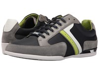 Hugo Boss Spacit By Green Open Blue 1 Men's Lace Up Casual Shoes