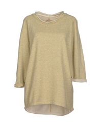 Levi's Made And Crafted Sweatshirts Beige