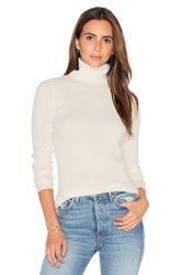 Demy Lee Ginny Turtleneck Sweater Ivory