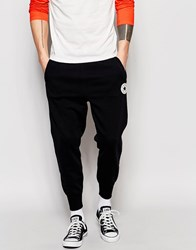 Converse All Star Patch Skinny Joggers Black
