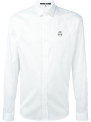 Mcq By Alexander Mcqueen 'Harness' Shirt White