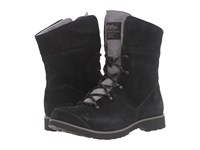 The North Face Ballard G.I. Tnf Black Iron Gate Grey Women's Lace Up Boots