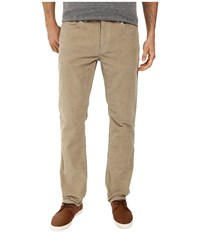 O'neill The Straight Cord Pants Khaki Men's Casual Pants