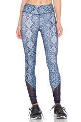 Gypsy 05 Active Full Length Pant Blue
