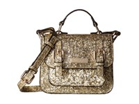 Kate Spade Scout Crossbody Gold Glitter Cross Body Handbags
